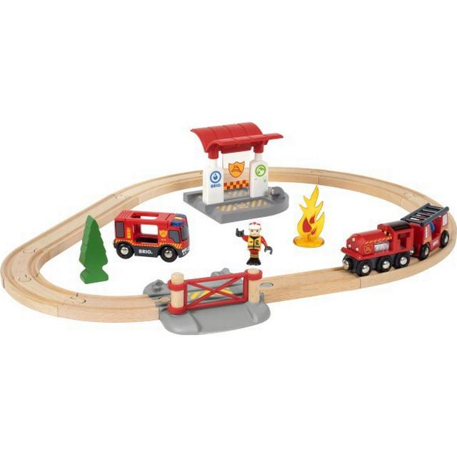 Brio Firefighter Set 33815