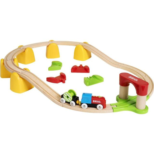 Brio My First Railway Battery Operated Train Set 33710