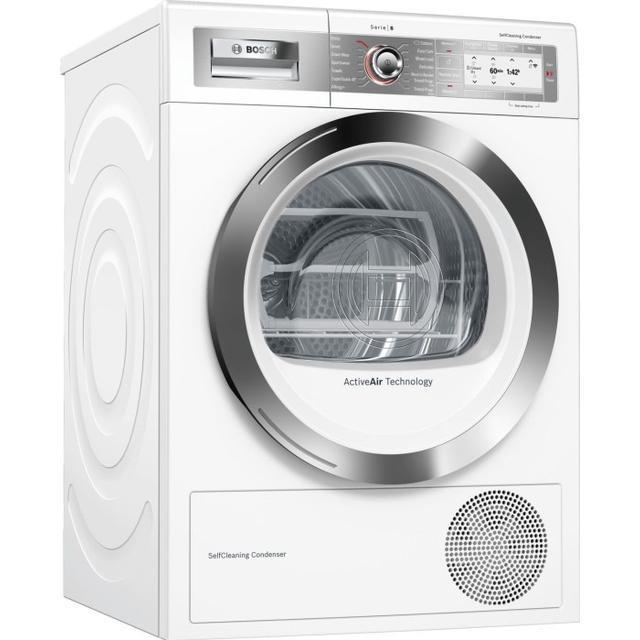 Bosch WTYH6791GB White
