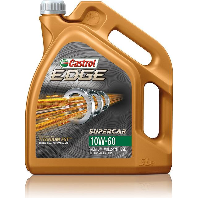 Castrol Edge Supercar 10W-60 5L Motor Oil