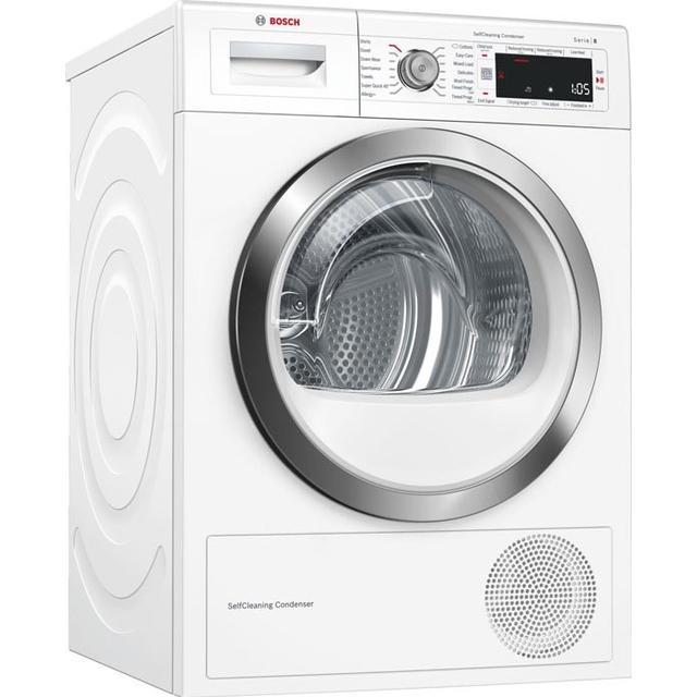 Bosch WTW87561GB White