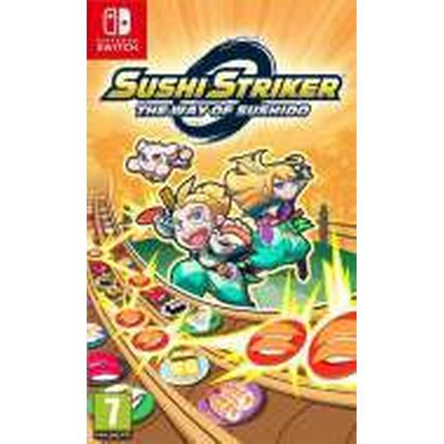 Sushi Striker: The Way of Sushido