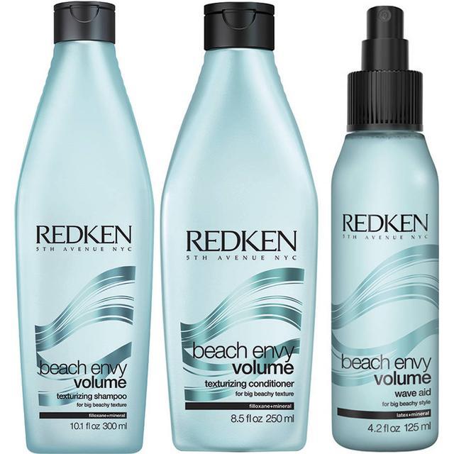 Redken Beach Envy Volume Texturizing 3-pack