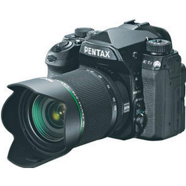 Pentax K-1 Mark II + 28-105mm