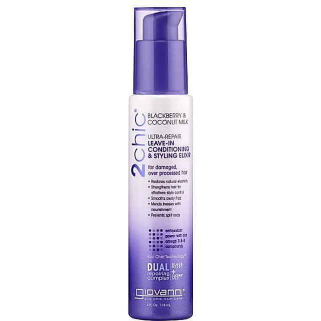 Giovanni 2Chic Repairing Leave-in Conditioning & Styling Elixir 118ml