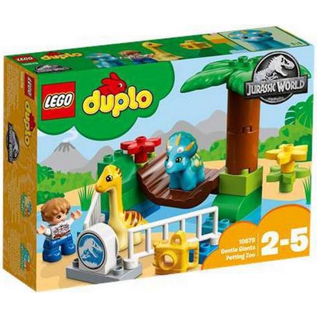 Lego Duplo Gentle Giants Petting Zoo 10879