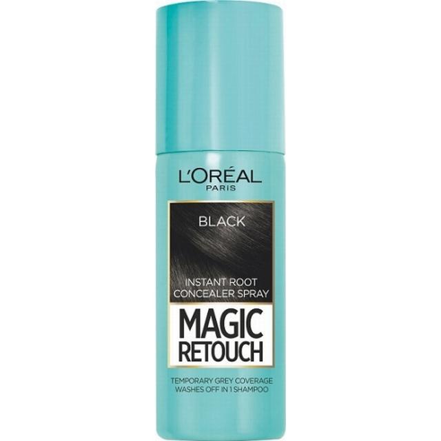 L'Oreal Paris Magic Retouch Concealer Spray Black 75ml