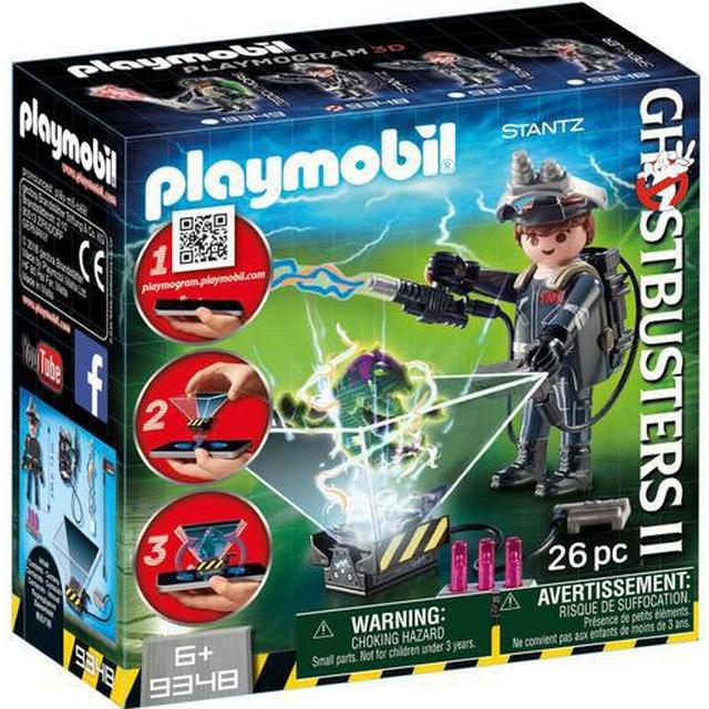 Playmobil Ghostbuster Raymond Stantz 9348