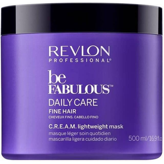 Revlon Be Fabulous Cream Mask for Fine Hair 500ml