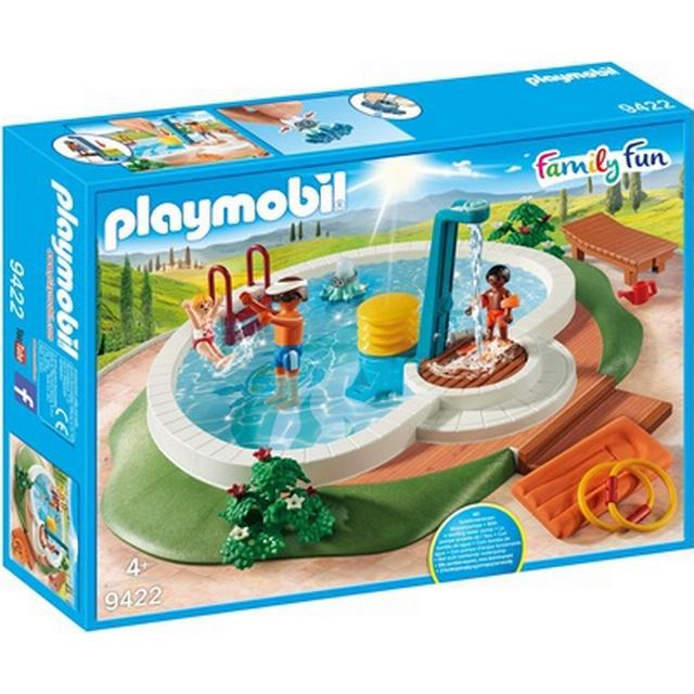 Playmobil Swimmingpool 9422