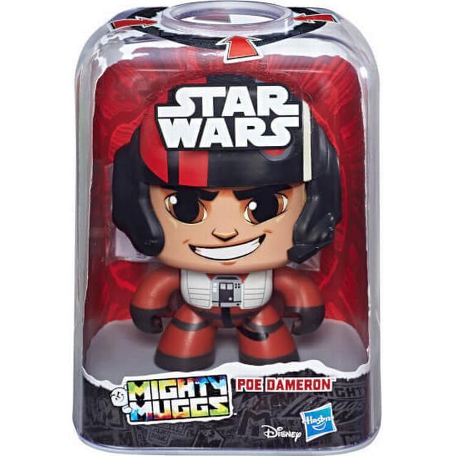 Hasbro Star Wars Mighty Muggs Poe Dameron E2192