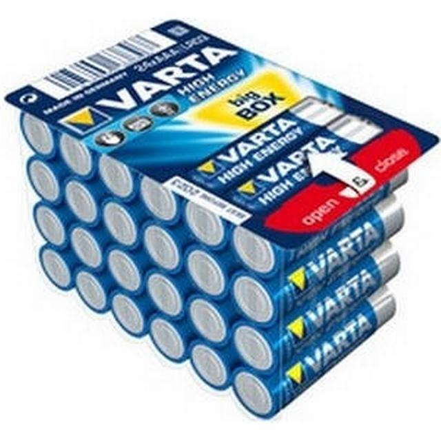 Varta AAA High Energy 24-pack