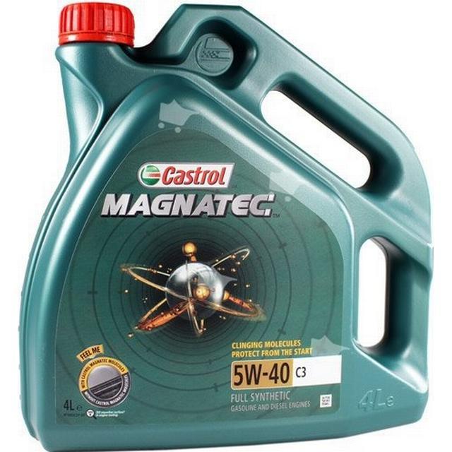 Castrol Magnatec 5W-40 C3 4L Motor Oil