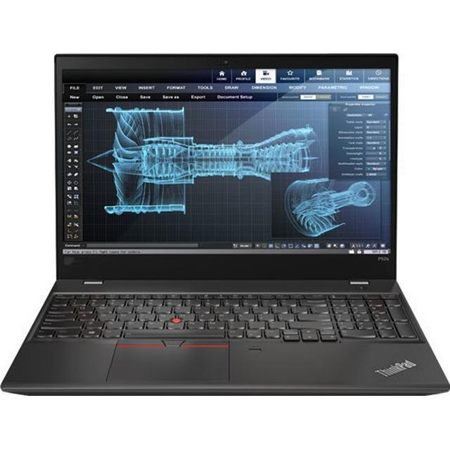 "Lenovo ThinkPad P52s (20LB000BUK) 15.6"""