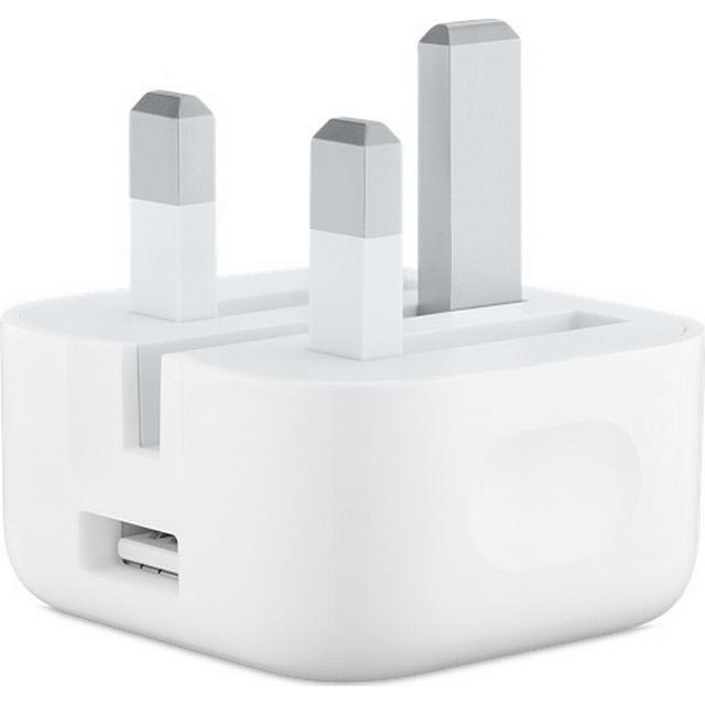 Apple 5W USB Power Adapter (Folding Pins)