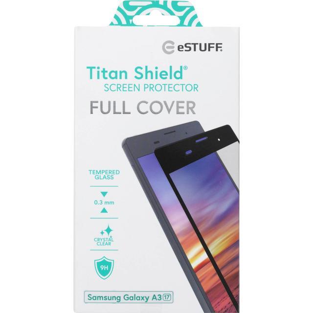 eSTUFF Titan Shield Screen Protector (Samsung Galaxy A3 2017)