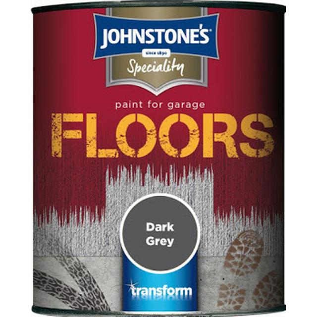 Johnstones - Floor Paint Grey 0.75L