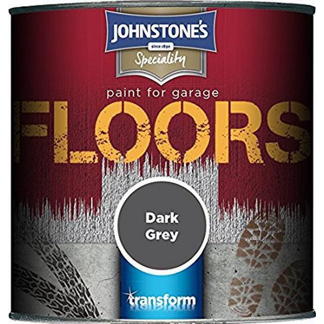Johnstones - Floor Paint Grey 0.25L