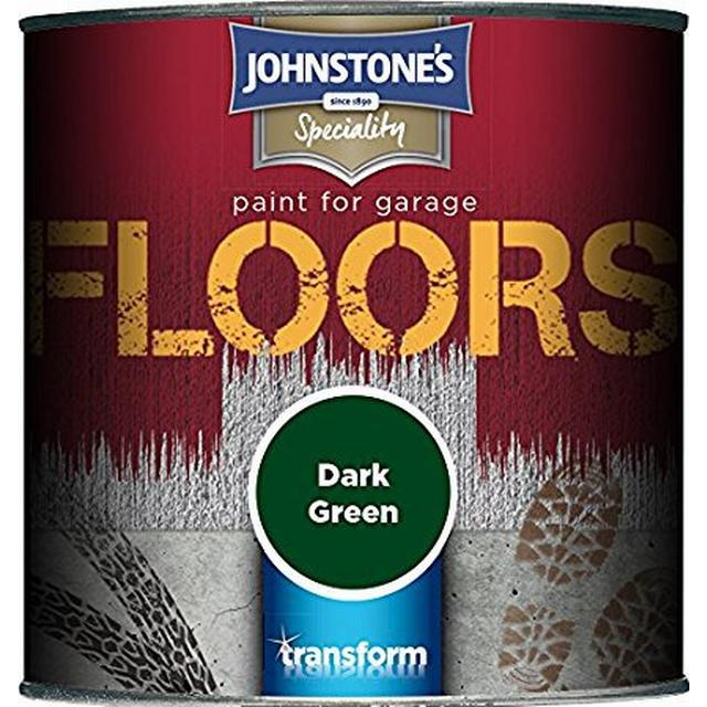 Johnstones - Floor Paint Green 0.75L
