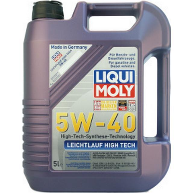 Liqui Moly Leichtlauf High Tech 5W-40 5L Motor Oil