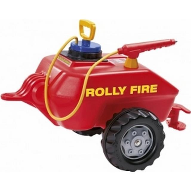 Rolly Toys Vacumax Fire