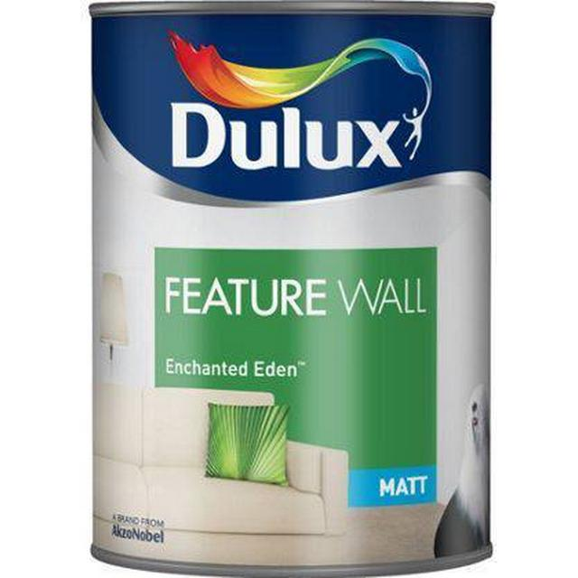 Dulux Feature Wall Paint Green 1.25L