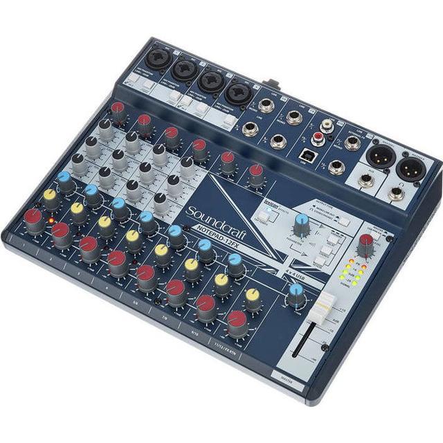 Notepad 12FX Sound-Craft