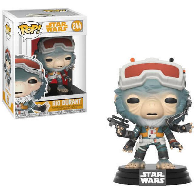 Funko Pop! Star Wars Solo Rio Durant