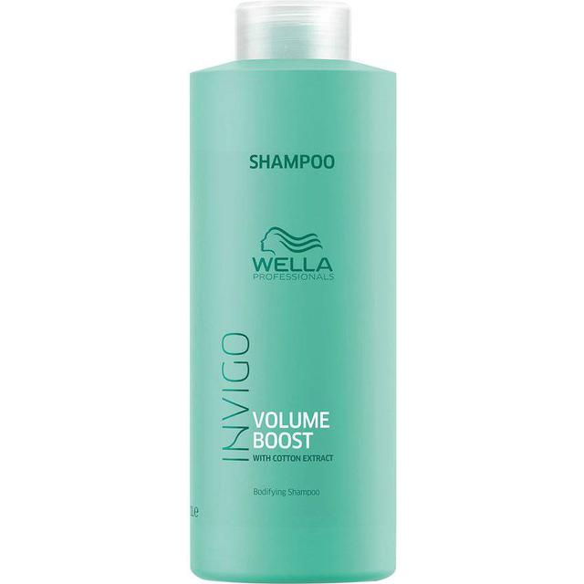 Wella Invigo Volume Boost Bodifying Shampoo 1000ml