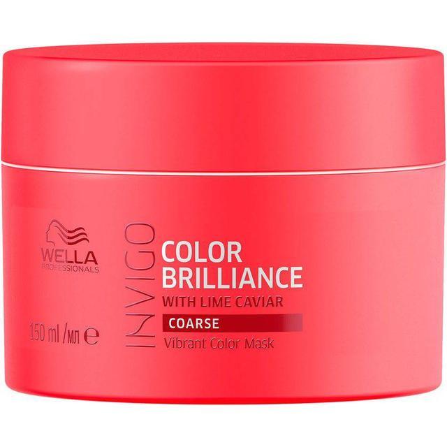Wella Invigo Color Brilliance Vibrant Color Mask Coarse Hair 150ml