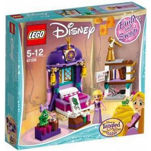 Lego Disney Rapunzel's Castle Bedroom 41156