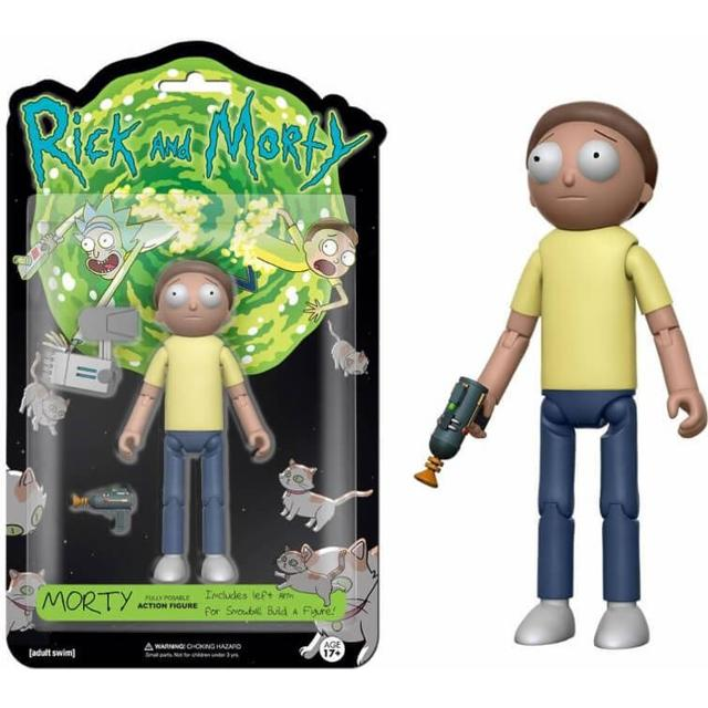 Funko Action Figure Animation Rick & Morty Mortimer Morty Smith