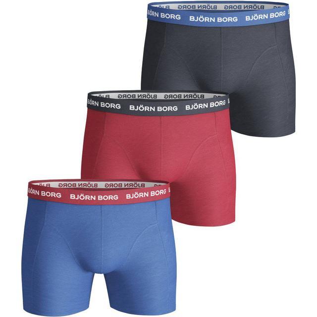 M XS,S Bjorn Borg Cotton Stretch Shorts Men Underwear Boxer Brief L 2XL XL