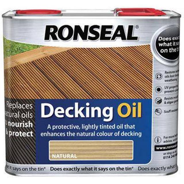 Ronseal - Decking Oil Brown 2.5L