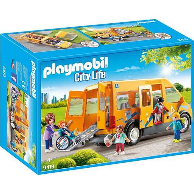 Playmobil School Van 9419