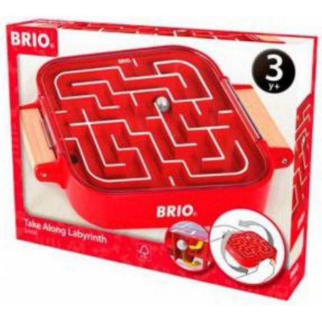 Brio Take Along Labyrinth 34100