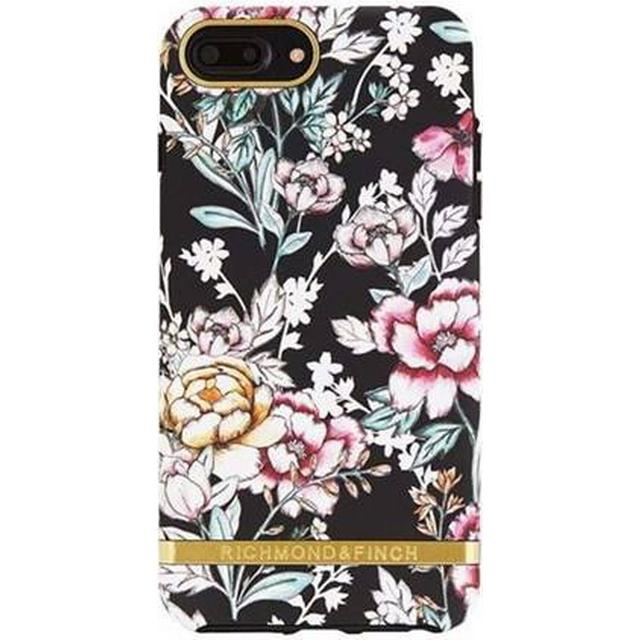 Richmond & Finch Black Floral Freedom Series Case (iPhone 8 Plus/7 Plus/6 Plus/6S Plus)