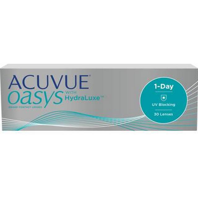 Johnson & Johnson Acuvue Oasys 1-Day with HydraLuxe 30-pack