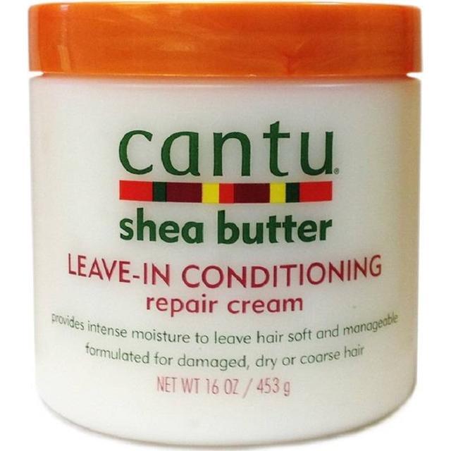 Cantu Leave-in Conditioning Repair Cream Shea Butter 453g