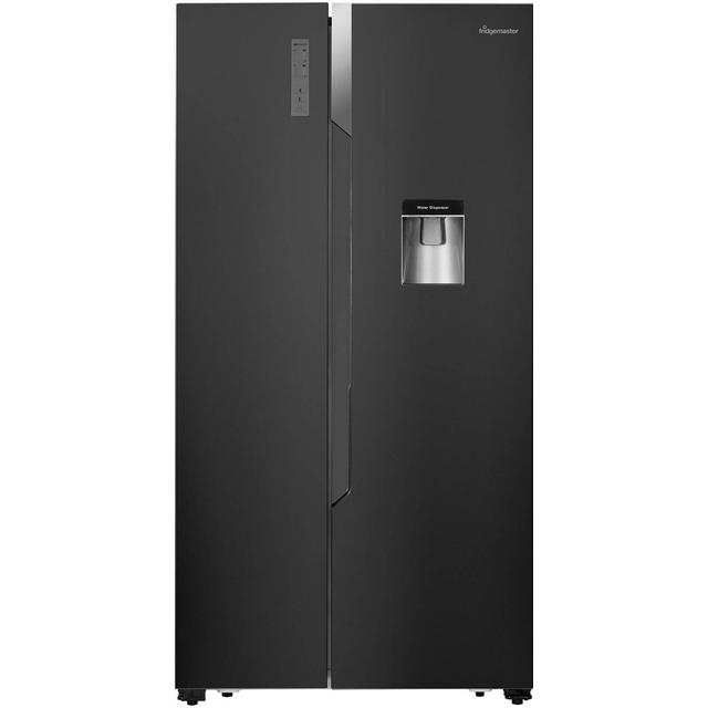 Fridgemaster MS91515BFF Black