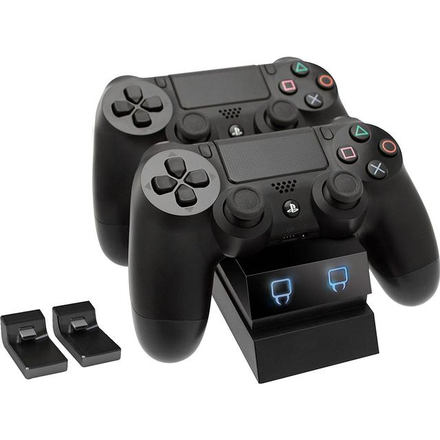 Venom Twin Docking Station for PlayStation 4 - Black