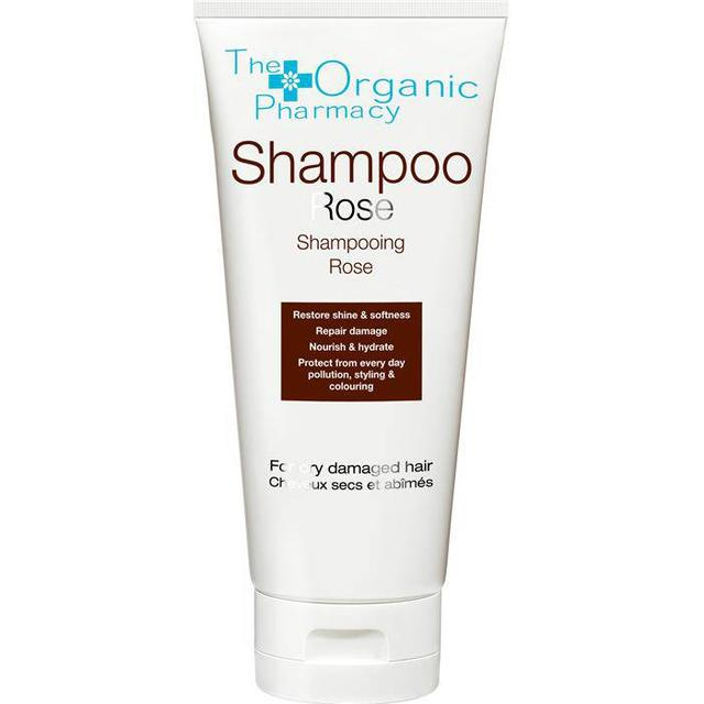 The Organic Pharmacy Rose Conditioning Shampoo 200ml