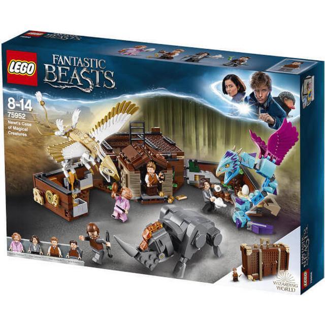 Lego Fantastic Beasts Newt´s Case of Magical Creatures 75952