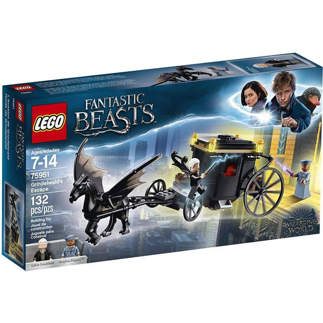 Lego Fantastic Beasts Grindelwald´s Escape 75951