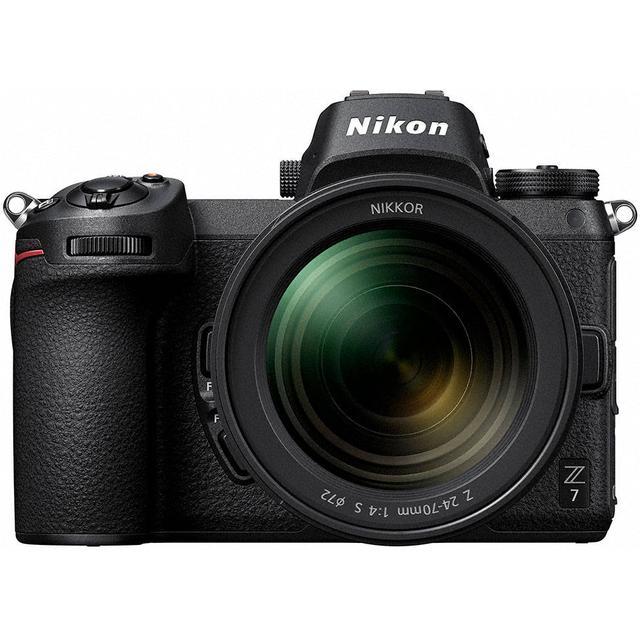 Nikon Z7 + 24-70mm f/4 S + FTZ Kit