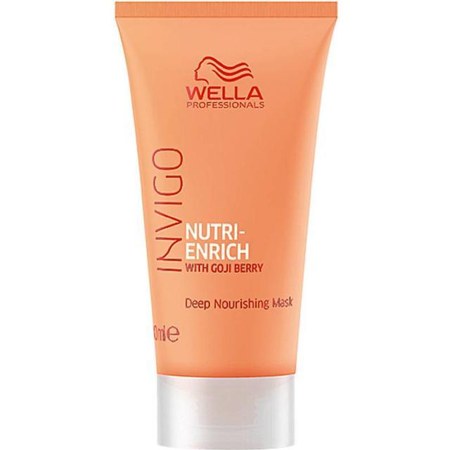 Wella Invigo Nutri-Enrich Deep Nourishing Mask 30ml