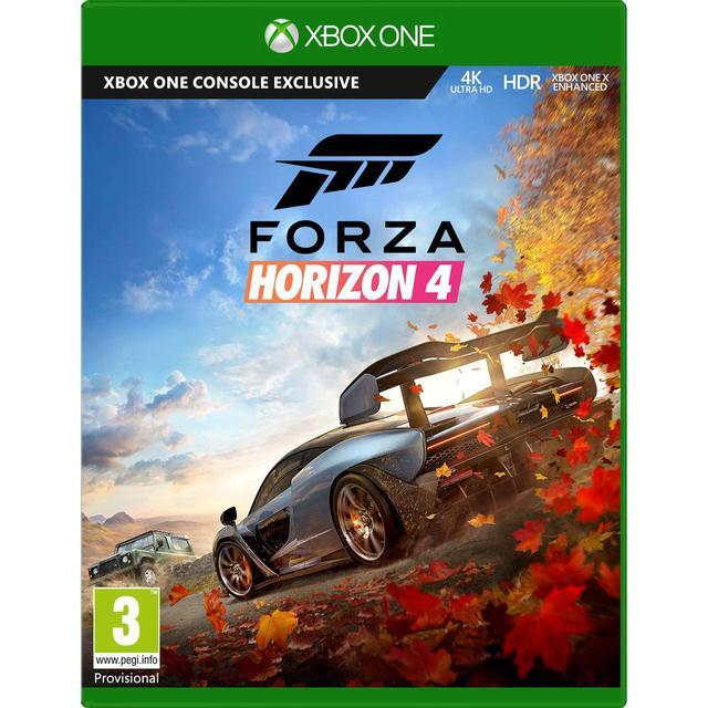 Microsoft Xbox One X 1TB - Forza Horizon 4 & Forza Motorsport 7