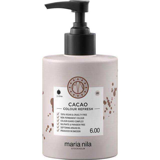 Maria Nila Colour Refresh #6.00 Cacao 300ml