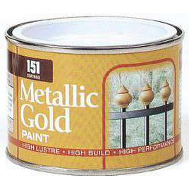 151 - Metal Paint Gold 0.18L
