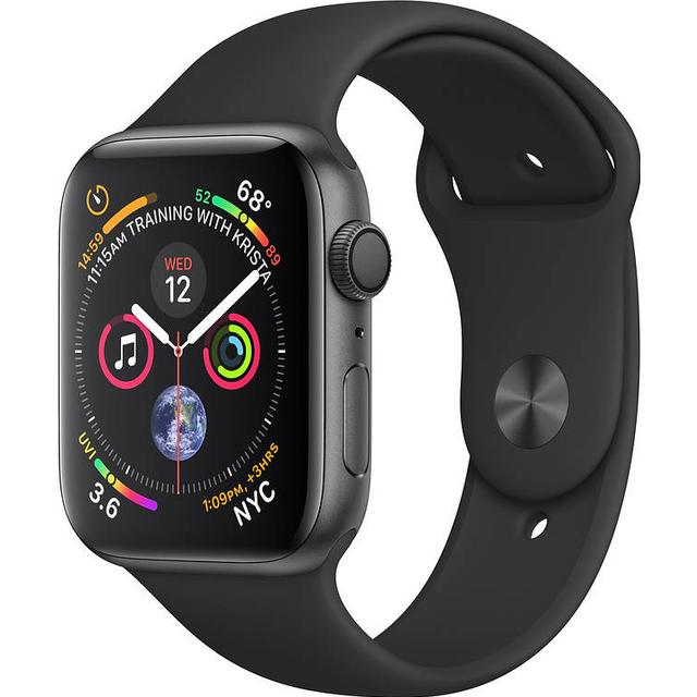 Apple Watch Series 4 44mm Aluminum Case with Sport Band